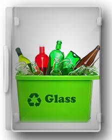 راهنمای صنایع بازیافت شیشه