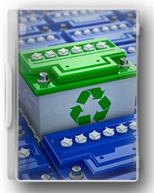 راهنمای صنایع بازیافت باطری فرسوده