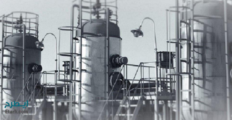 طرح بازیابی باقیمانده های واحدهای آروماتیک زدایی با استفاده از روش تراوش تبخیری