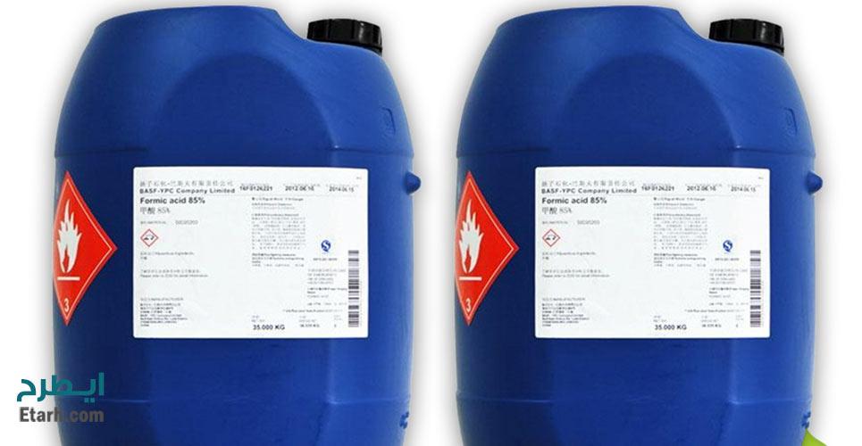طرح تولید اسید فرمیک