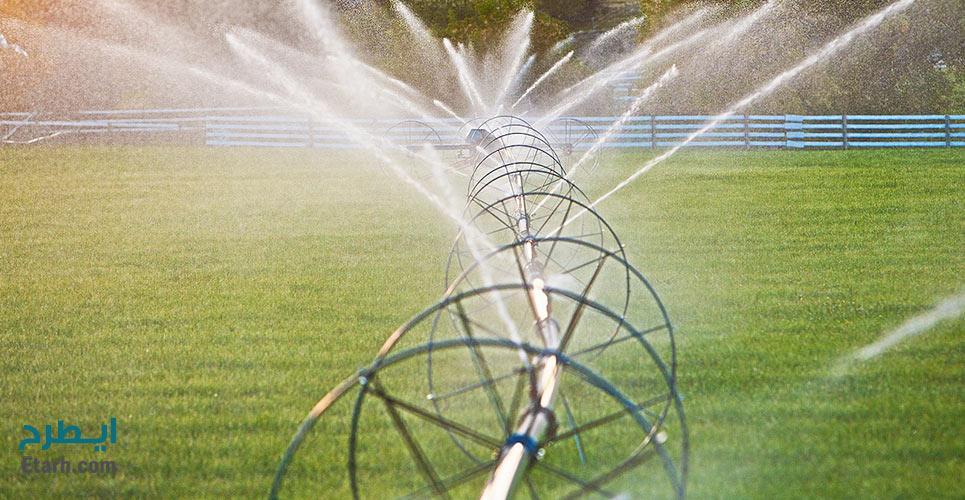 طرح تولید دستگاه آبیاری تحت فشار