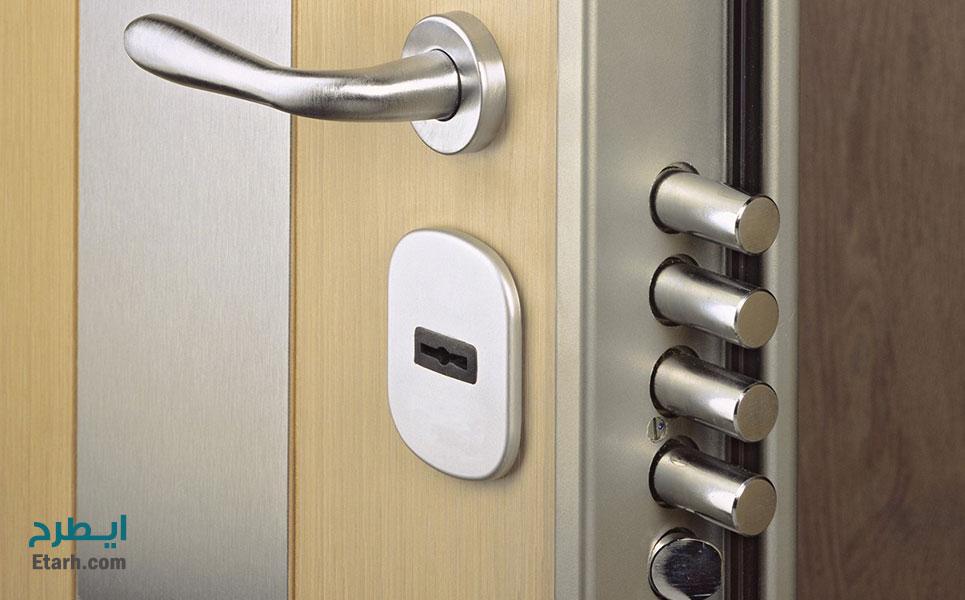 طرح تولید درب ضد سرقت (2)
