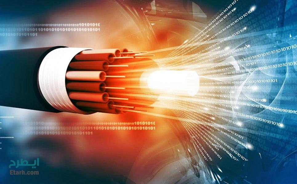 طرح تولید فیبر نوری (3)