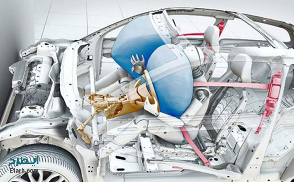 طرح تولید کیسه های هوای خودرو (3)