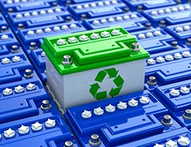 طرح بازیافت باطری فرسوده