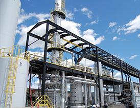 طرح تولید برق با سوخت زباله