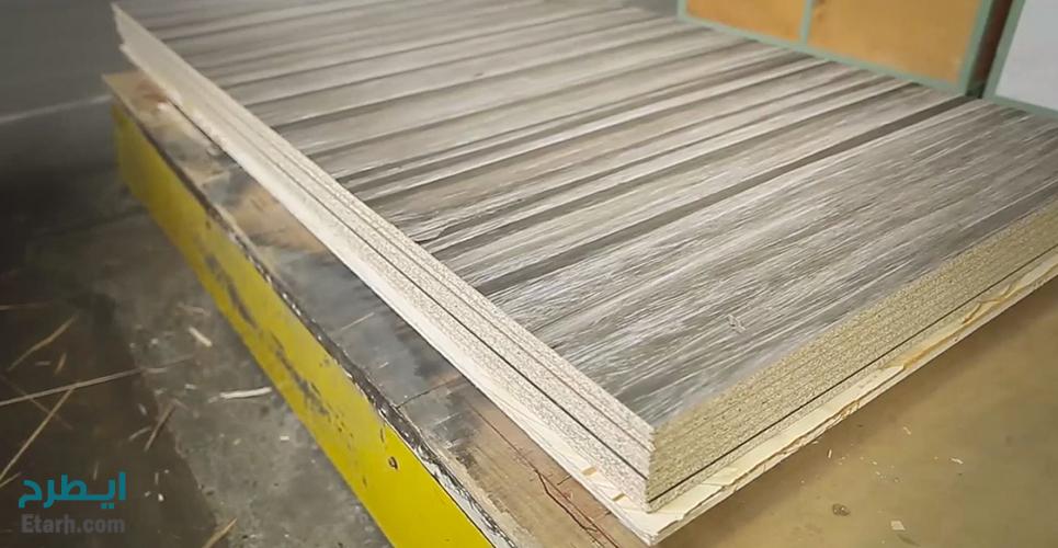طرح تولید پانل چوبی از ضایعات کشاورزی