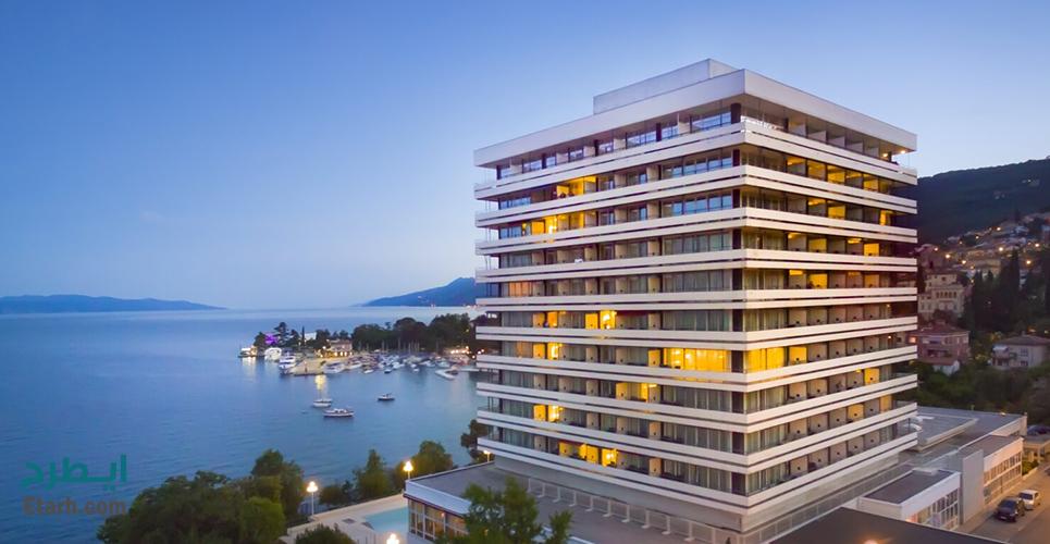 طرح احداث هتل 4 ستاره