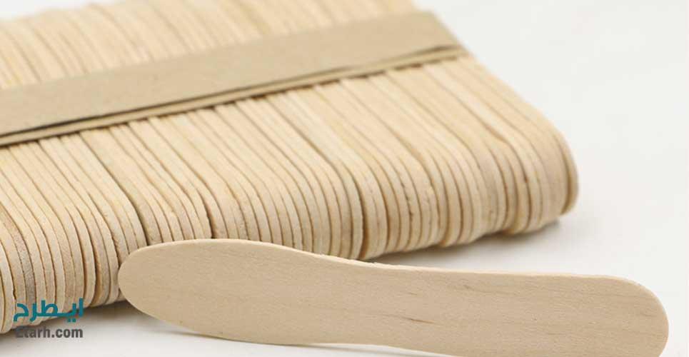 طرح تولید چوب بستنی