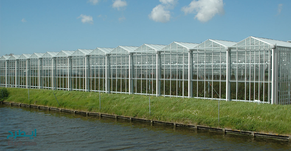 طرح احداث گلخانه