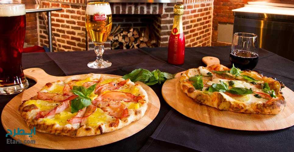 طرح راه اندازی پیتزا فروشی
