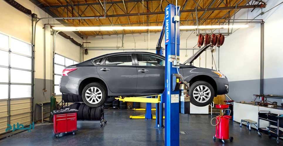 طرح راه اندازی مرکز خدمات اتومبیل و جایگاه سوخت