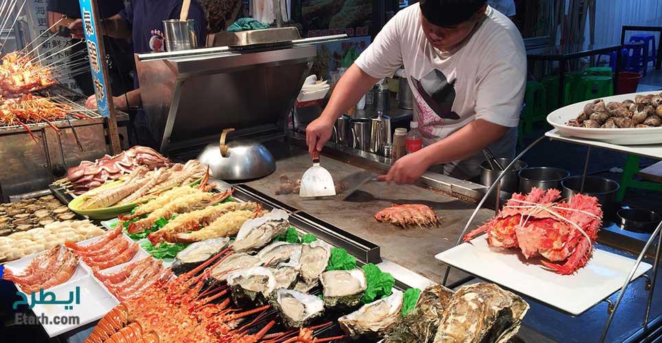طرح راه اندازی رستوران غذاهای دریایی