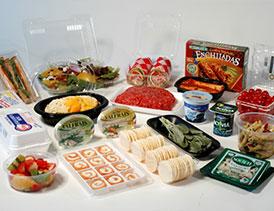 واحد بسته بندی مواد غذایی