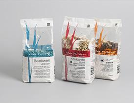 واحد بسته بندی برنج، آرد برنج، حبوبات و ادویه جات