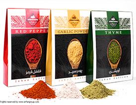 واحد بسته بندی و فراوری خشکبار، آجیل، چای و گیاهان دارویی