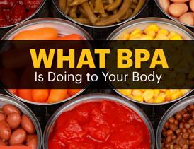 به مبارزه طلبيدن فشار با BPA