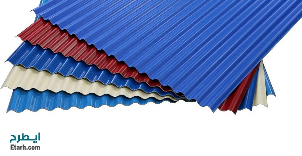 طرح تولید ورق های فلزی رنگی