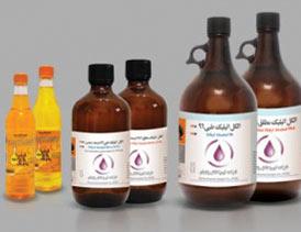طرح تولید الکل از خرما