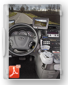 طرح توجیهی تیپ تولید سیستم کنترل خودرو جهت معلولین