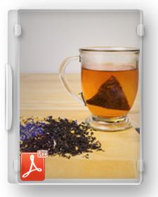 طرح توجیهی تیپ استخراج كافئين از ضايعات چاي
