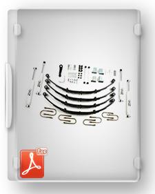 طرح توجیهی تیپ تولید فنر تخت اتومبیل