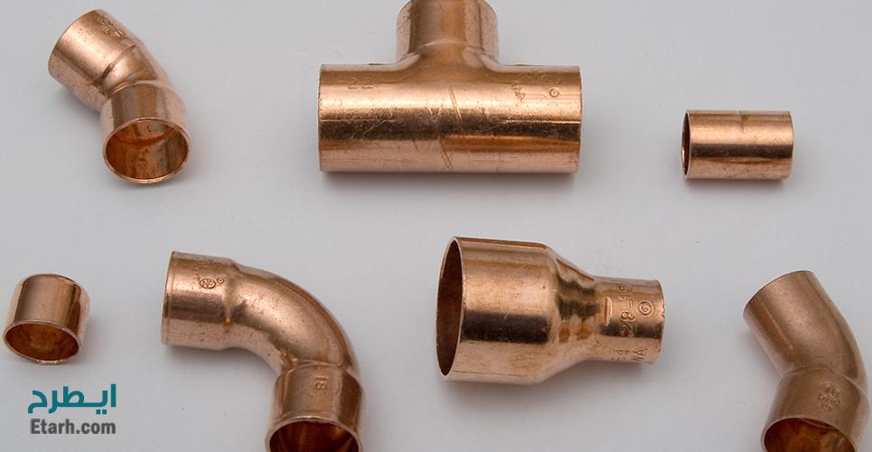 طرح اتصالات لوله های آب و گاز