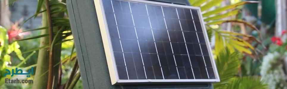 طرح تولید مولد قابل حمل خورشیدی