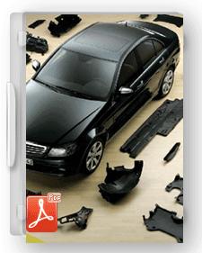 طرح توجیهی تیپ تولید انواع قطعات بدنه خودرو