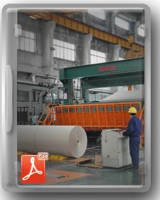 طرح توجیهی تیپ تولید خمیر کاغذ از ضایعات کشاورزی