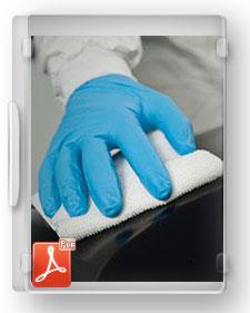 طرح توجیهی تیپ تولید دستمال ضد الکتریسیته ساکن با قابلیت جذب بالاي آلودگی در نانو حفره هاي دستمال