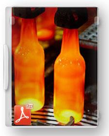 طرح توجیهی تیپ تولید بطری شيشه ای از خرده شيشه