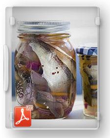 طرح توجیهی تیپ تولید ترشی ماهی