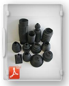 طرح توجیهی تیپ تولید و بسته بندي قطعات لاستیکی (خودرو)