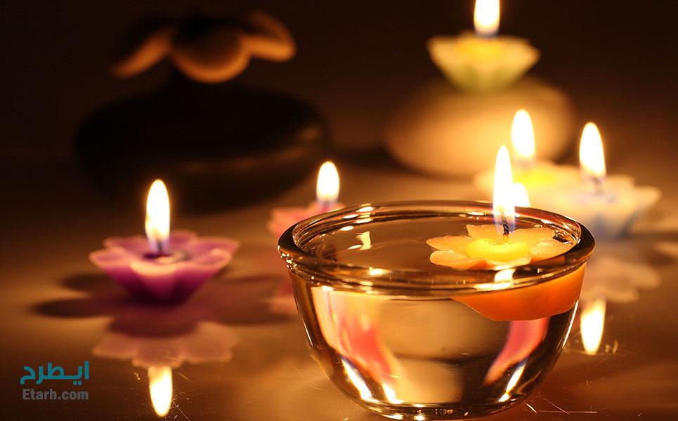 طرح تولید انواع شمع (3)