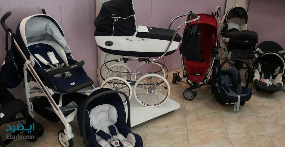 طرح توليد وسايل حمل کودک