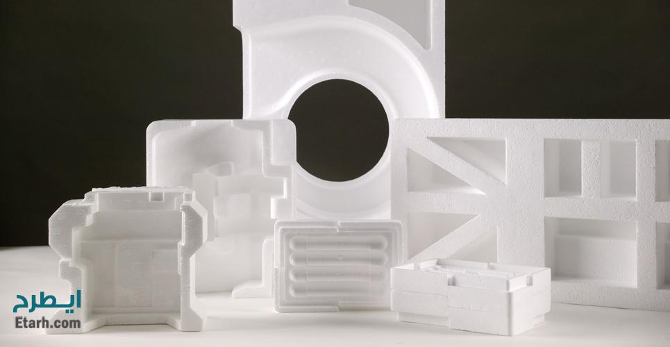 طرح بسته بندی پلی استایرن انبساطی
