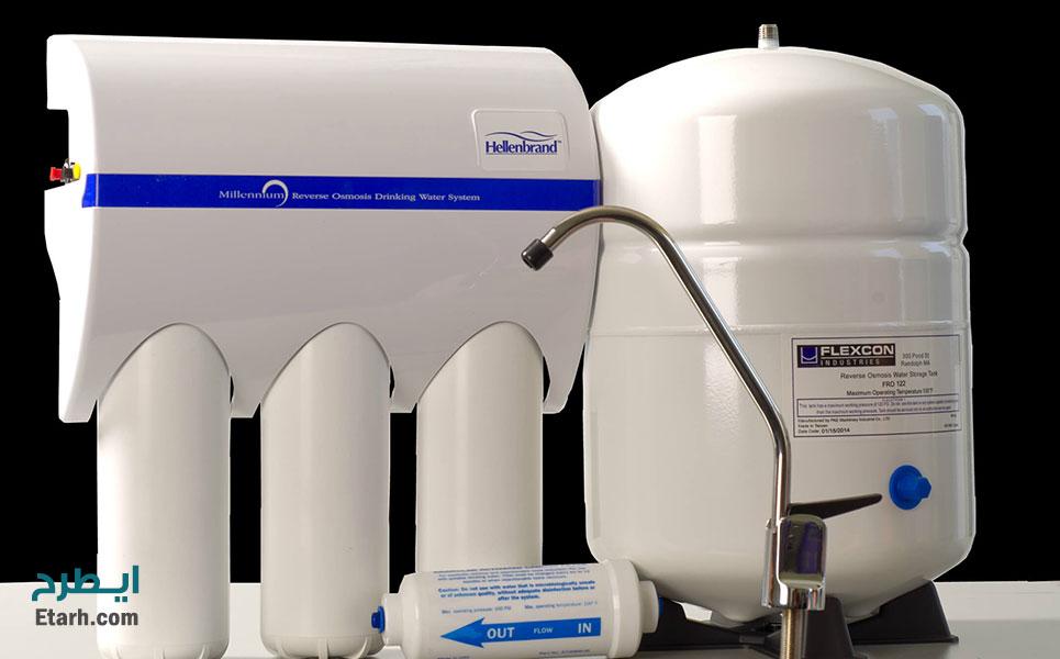 طرح تولید فیلتر دستگاه تصفیه آب (1)