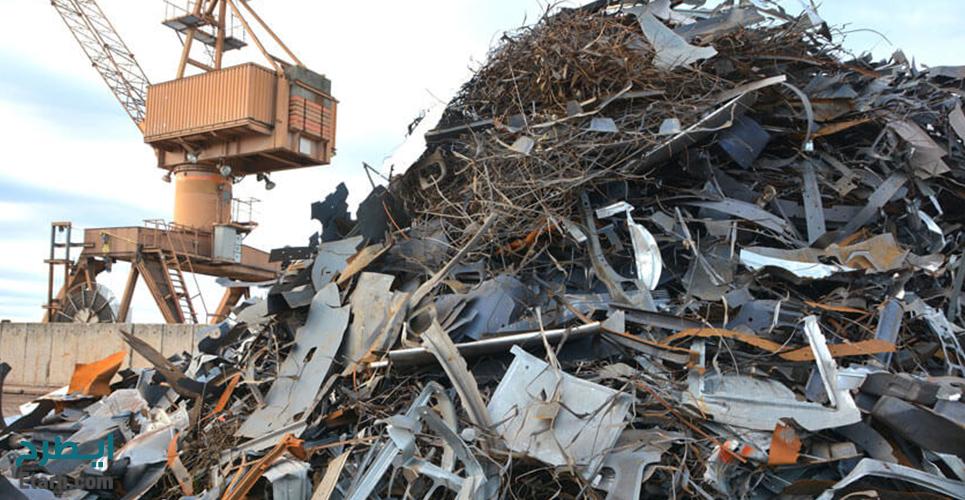 طرح بازیافت آهن قراضه و تولید شمش و میلگرد