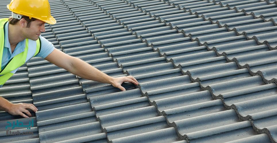طرح تولید شینگل های پلیمری پشت بام