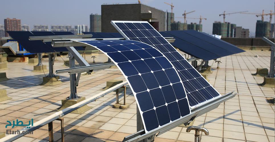 تولید سلول و ماژول خورشیدی