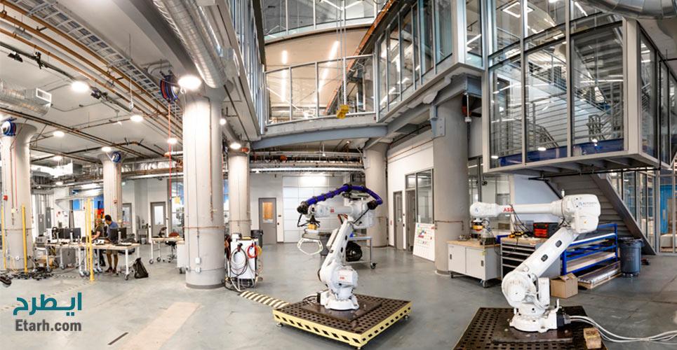 احداث آزمایشگاه زیست محیطی