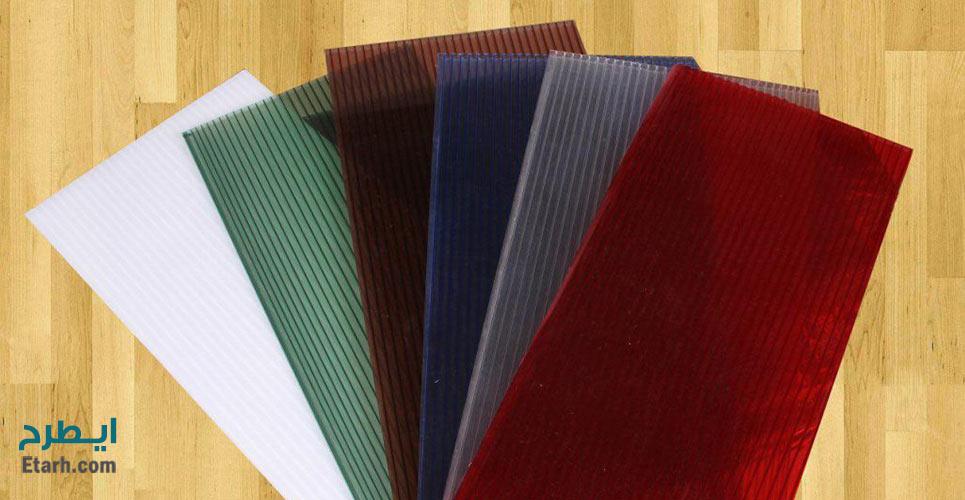 طرح تولید ورقهای پلیمری از جنس پلی کربنات