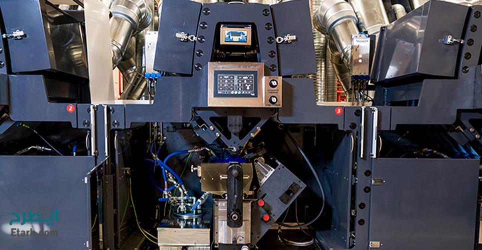 خط تولید جوهر چاپ