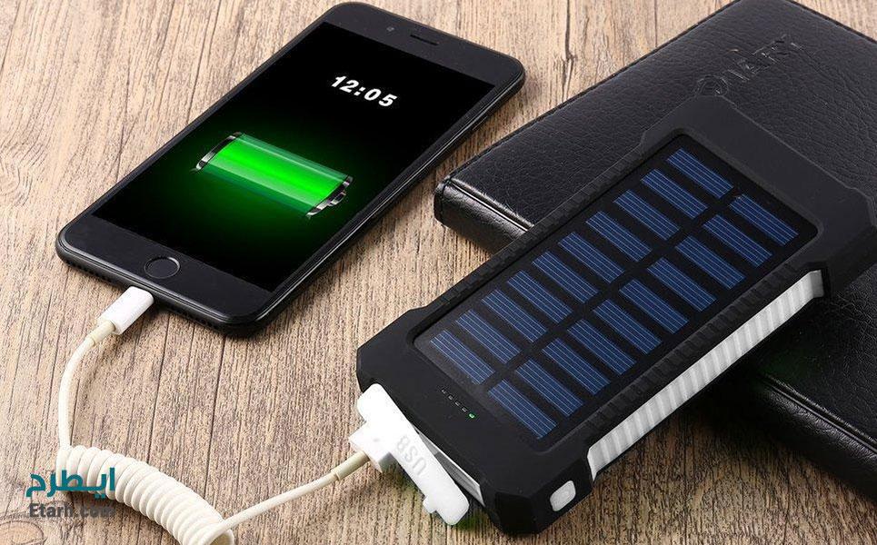 طرح تولید باتری شارژی خورشیدی تلفن همراه (3)