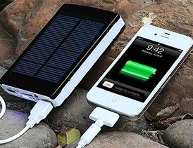 طرح تولید باتری شارژی خورشیدی تلفن همراه (4)