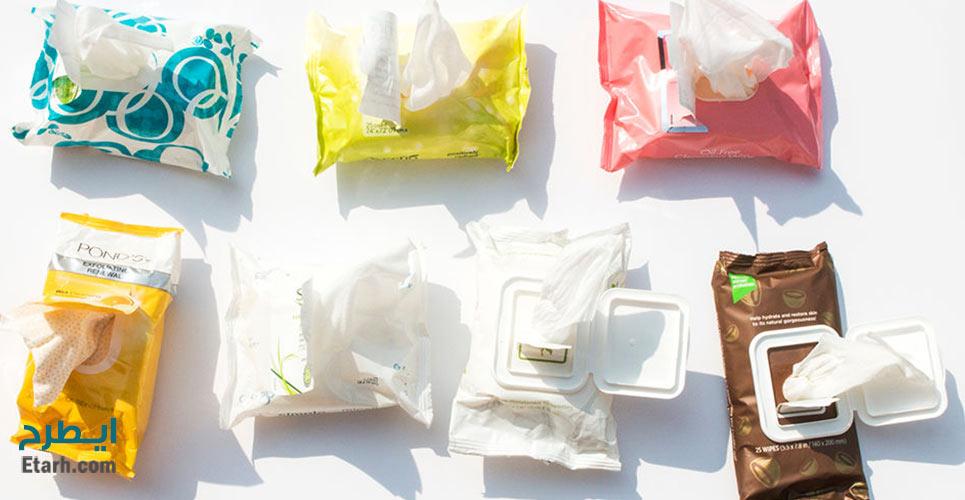 طرح تولید دستمال مرطوب