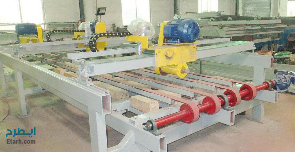 طرح تولید چوب مصنوعی