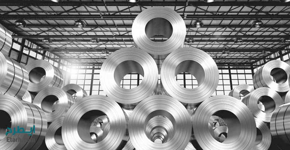طرح تولید فولاد