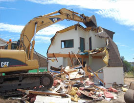 طرح احداث واحد بازیافت ضایعات ساختمانی
